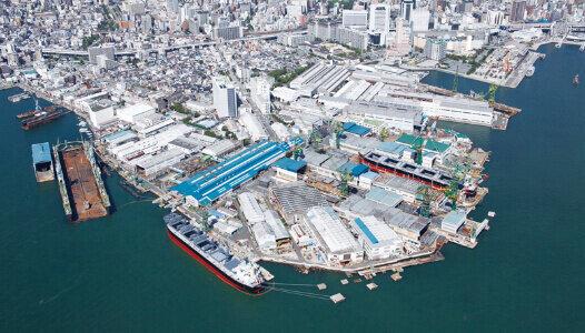 船舶海洋カンパニー 企画本部<br> 情報システム部 神戸システム課<br> 課長 松野 二郎様<br> 岡本 諭様