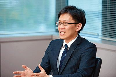 株式会社 横浜銀行 様インタビュー風景2
