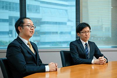 株式会社 横浜銀行 様インタビュー風景3