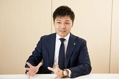 株式会社インフォメーション・ディベロプメント 様インタビュー風景1