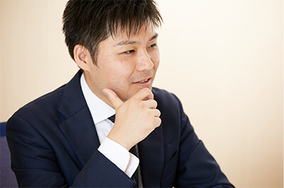 株式会社インフォメーション・ディベロプメント 様インタビュー風景2