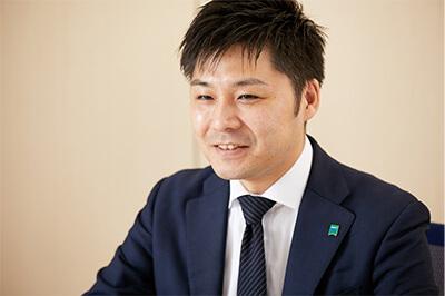 株式会社インフォメーション・ディベロプメント 様インタビュー風景4