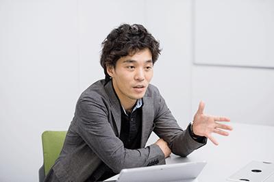 株式会社エムエム総研 様インタビュー風景1