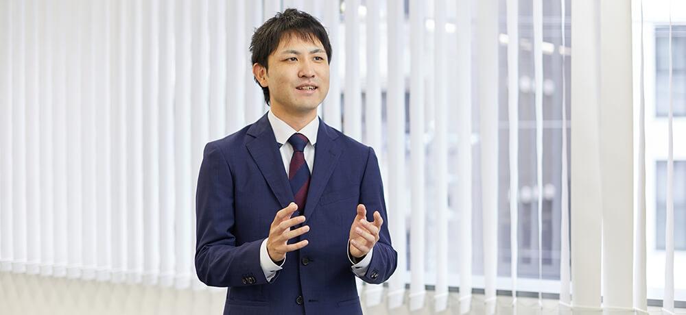 東京日産コンピュータシステム株式会社 様インタビュー風景4