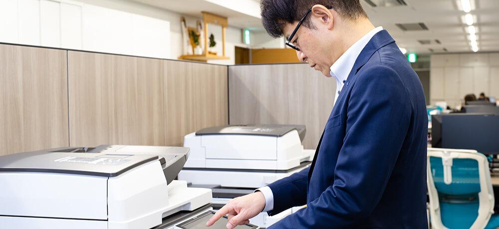 東京国際空港ターミナル株式会社 様 導入事例インタビュー風景5