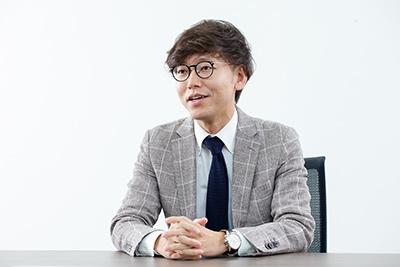 凸版印刷株式会社 様インタビュー風景1