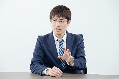 凸版印刷株式会社 様インタビュー風景2