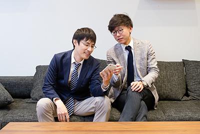 凸版印刷株式会社 様インタビュー風景3