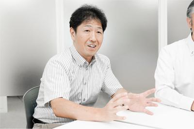 ユーザックシステム株式会社 様インタビュー風景1