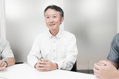 ユーザックシステム株式会社 様インタビュー風景2