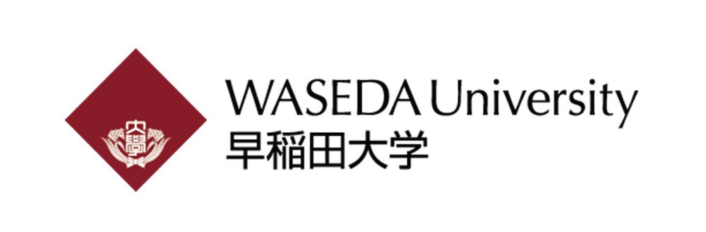 学校法人早稲田大学様 ロゴ